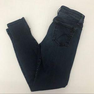 Joe's Jeans skinny jeans with zipper ankle